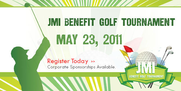 Save the Date! Golf Tournament is May 23.