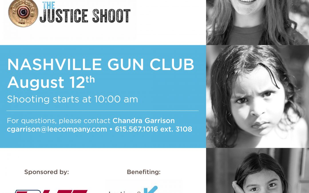 The Justice Shoot: Join Us In 2 Weeks