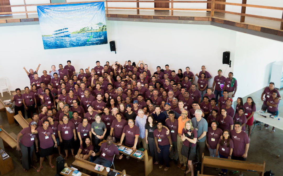130 Strong at the 7th Annual Jungle Pastors' Conference!