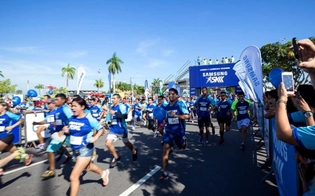 Samsung 5K Solidarity Race