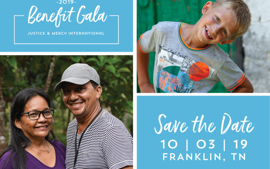 Save The Date for the 2019 Gala
