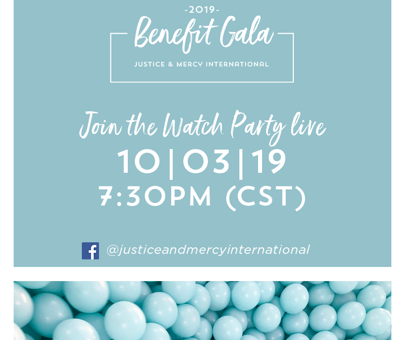 Would you like to host a Gala Watch Party?