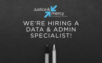 We're Hiring a Data & Admin Specialist