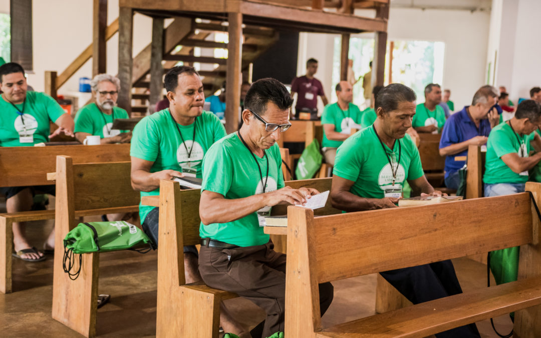 Join us in praying for the 9th Annual Jungle Pastors' Conference