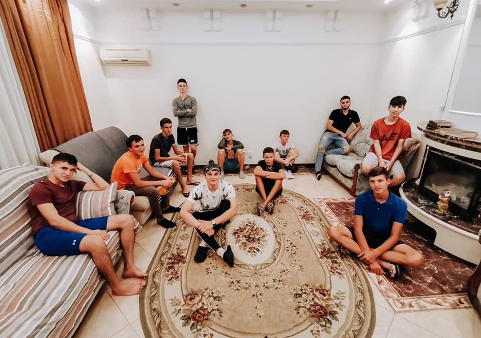 A New Season for our Teenagers in Moldova