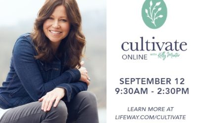 Cultivate Online: Jesus Changes Everything