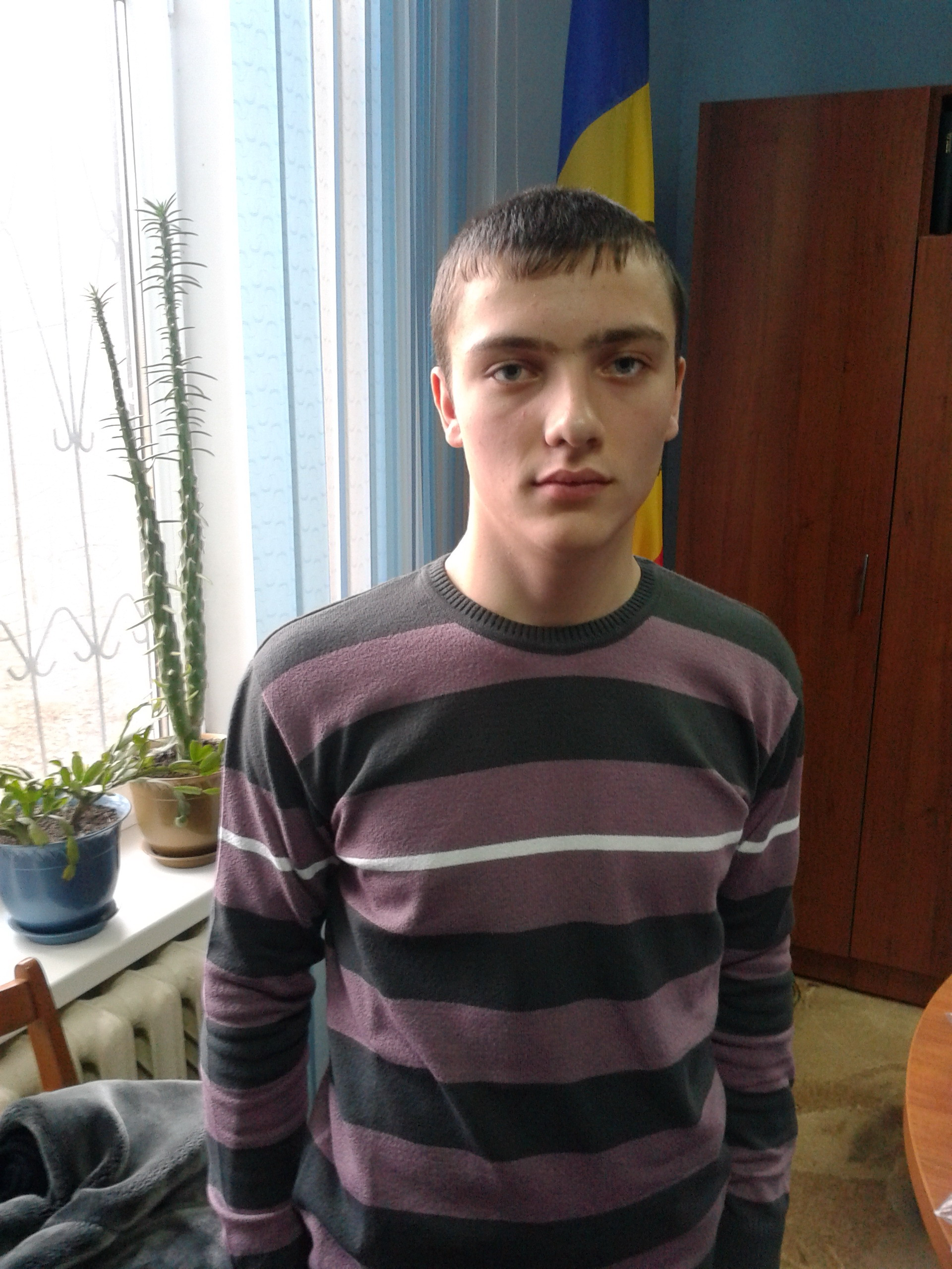 A Young Man in Moldova Who Deserves a Special Sponsor