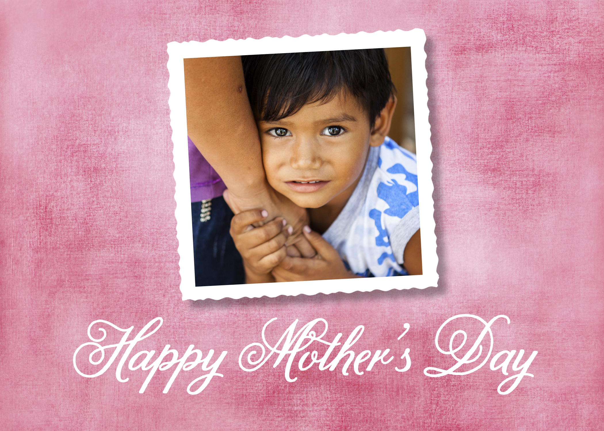 Honor your mom & help an orphan this Mother's Day!
