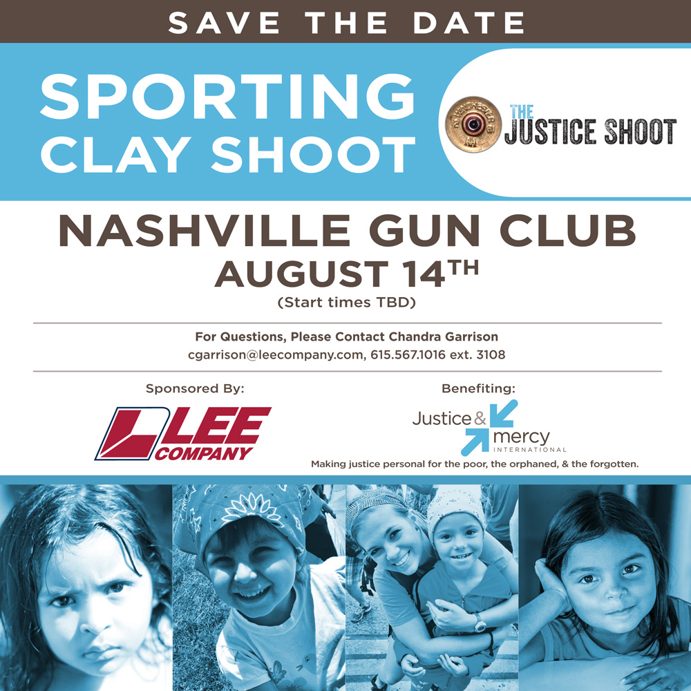 2nd Annual Sporting Clay Shoot!