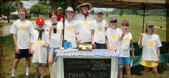 LemonAID… more than just a kid's business